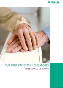 Guia para pacientes y cuidadores en el cuidado de las heridas