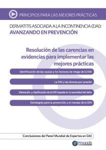 Dermatitis asociada a la incontinencia (DAI): avanzado en prevención