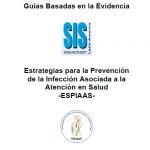 Estrategias para la Prevención de la Infección Asociada a la Atención en Salud ESPIAAS