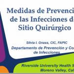 Medidas de Prevención de las Infecciones del Sitio Quirúrgico